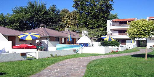 Familiendorf Lignano