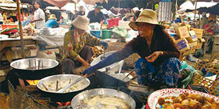 Kambodscha Aktiv