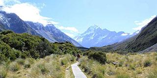 Neuseeland Aktiv