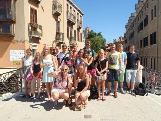 Kinderreisen nach Italien