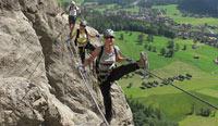 Klettersteigwoche Saas-Fee